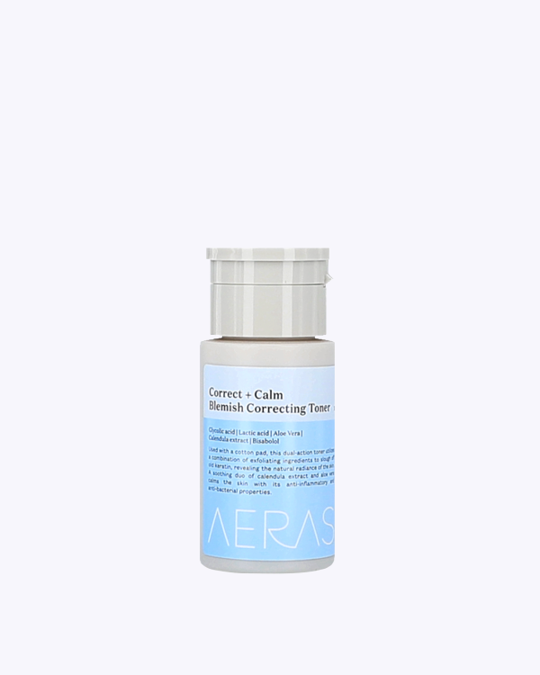 Toner Acne Skincare Blemish