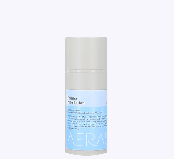 PHA Face Lotion Skincare Acne