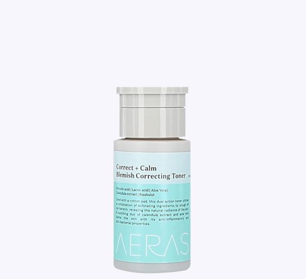 Toner skincare blemish acne